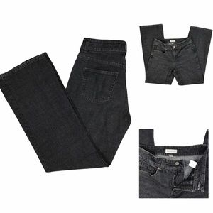 COLDWATER CREEK Black Denim Jeans